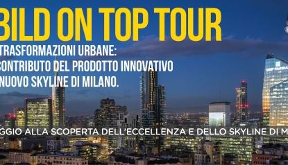 4BILD ON TOP TOUR – Con il Gruppo Mapei sulle terrazze del Duomo